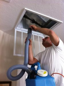 How To Sanitize Your Duct System Fixityourselfac Com